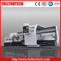 FULLTONTECH CKF61 Series Horizontal Type Big Bore CNC Pipe Threading Machine