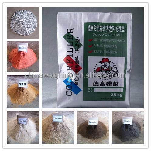 25 kg Valve Bag Screw Filling Machine