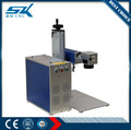 fiber laser marking machine for sale plastic wood metal jewelry 20w30w50w