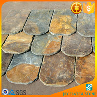 Natural slate rusty roofing sheet prices/cheap roofing slate