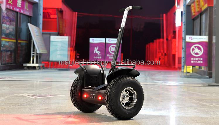 2016 Mag off-road CE Rosh wholesale 6.5 inch Two Wheel Stand Up Self-balancing Electric Chariot Scooter/vehicle/transporter/bike