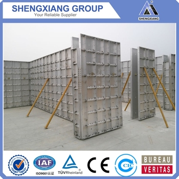 Aluminum Formwork Cyclostyle Construction Template Cast of concrete Alibaba com