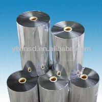 23 microns metallized polyester film for multilayer poly pouch