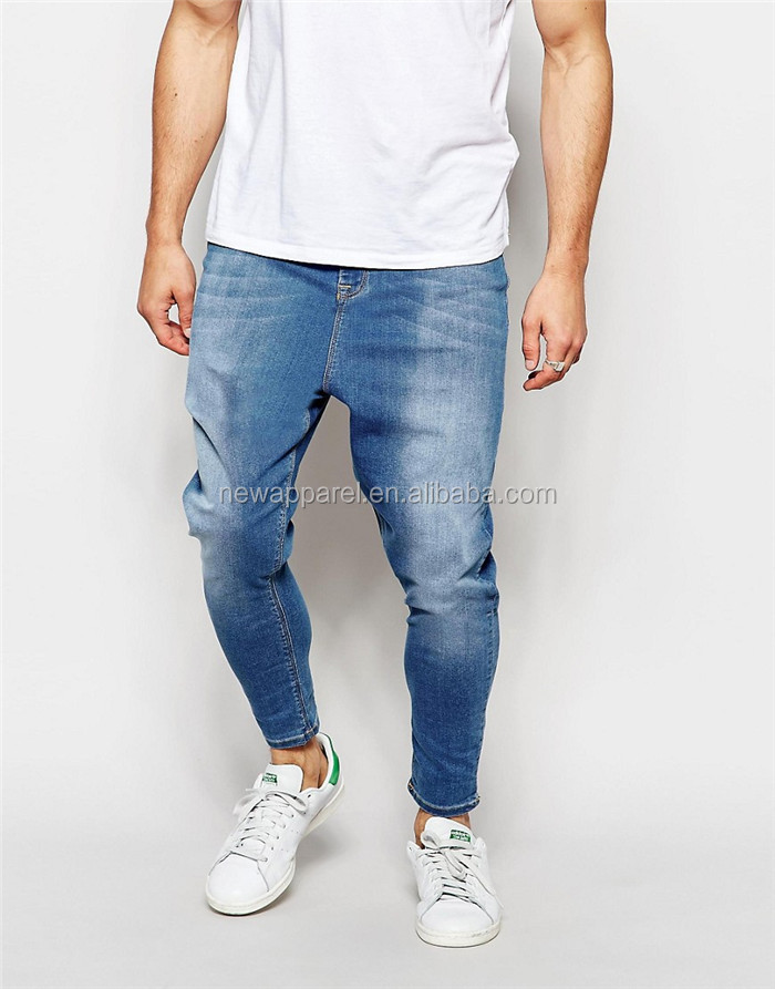 Light Blue Skinny Brand Equity Denim Jeans Private Logo Brand Denim True Religious Jean Joggers China