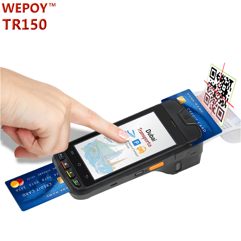 Android Handheld Mobile Point of Sale Systems