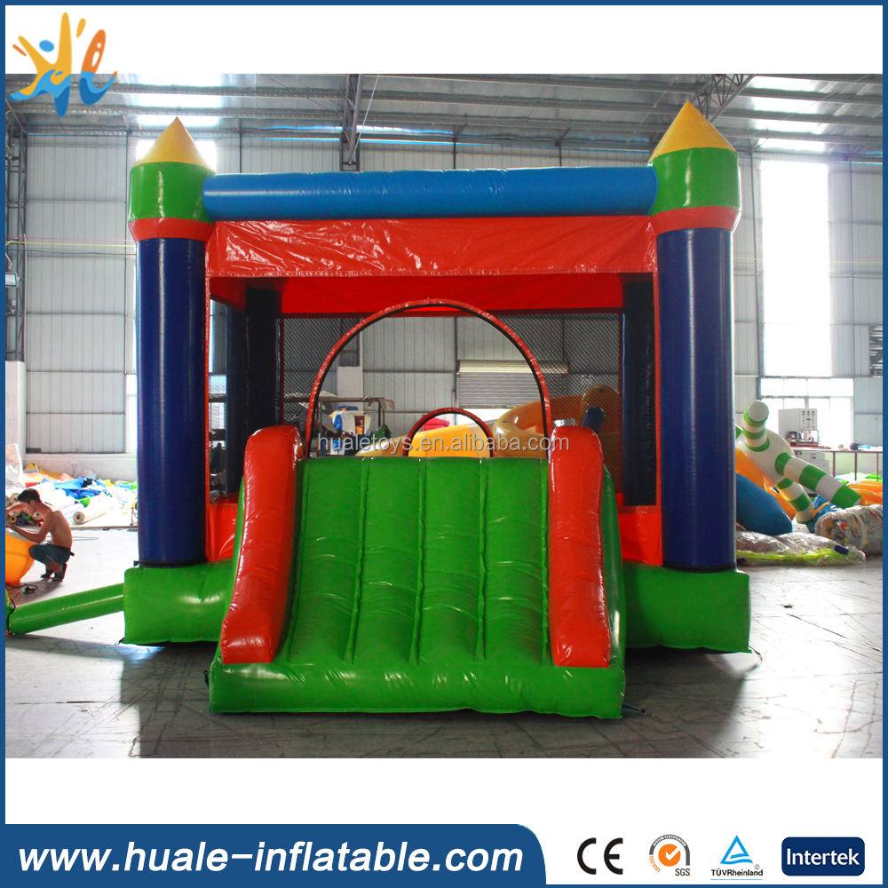 Small inflatable bouncer, inflatable jumping house for kids
