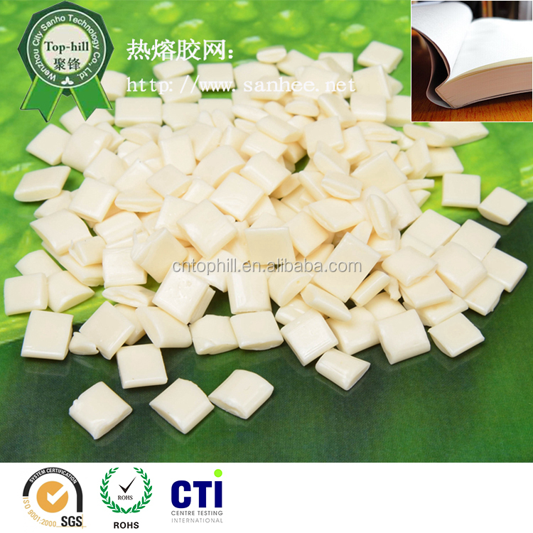 Gold supplier China Hot Melt Spine Glue for Book Binding
