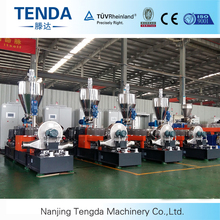 PVC Making Machine Production Line Plastic Pellet Extrusion Machine