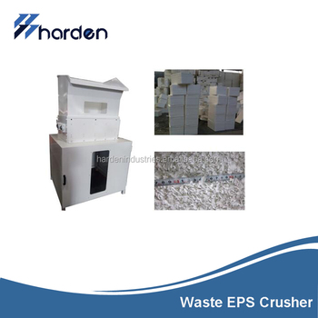 Waste EPS Crusher Made in China