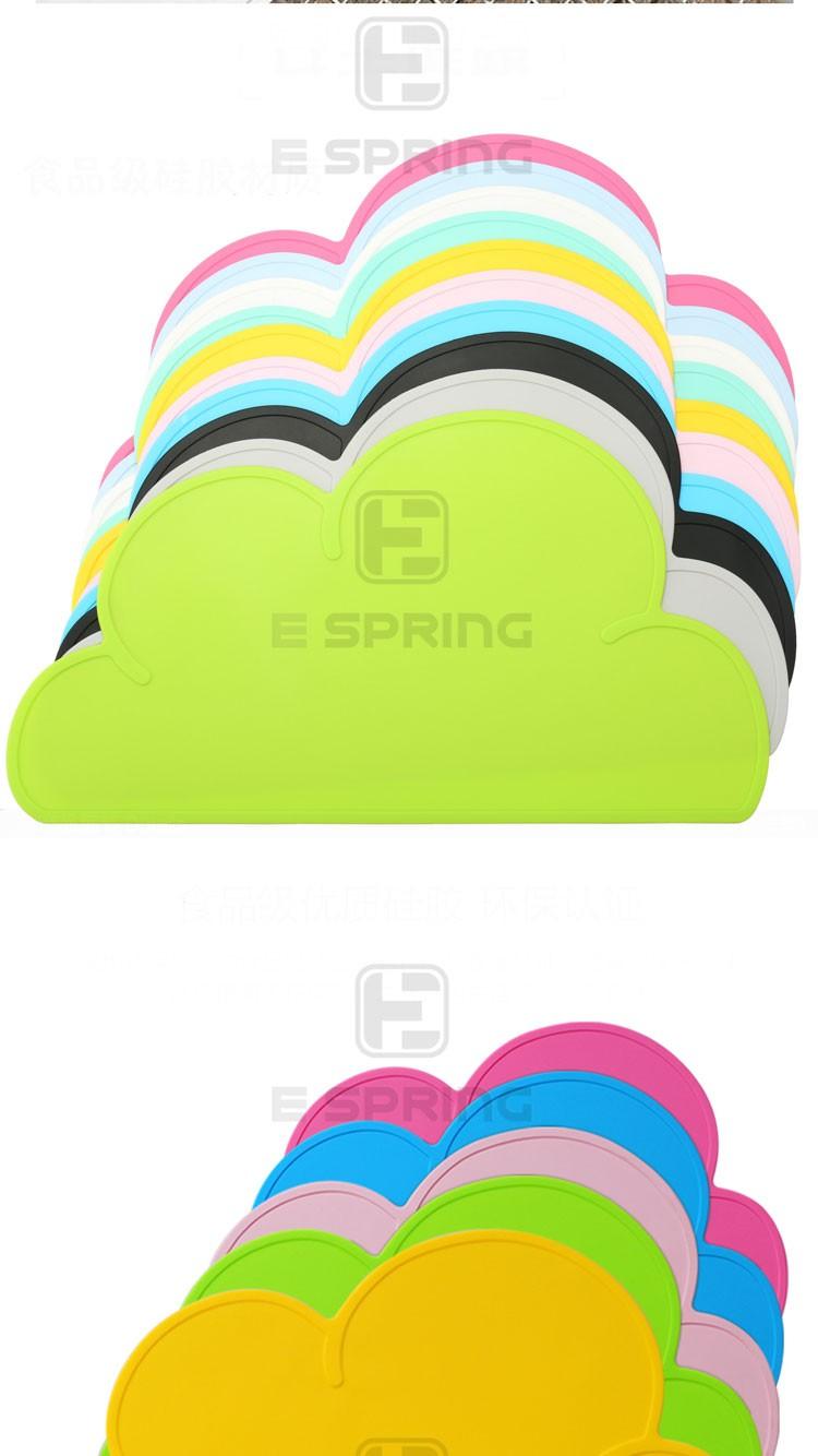 Для младенцев цвет вверх раза силиконовая подставка, водонепроницаемый силиконовая подставка
