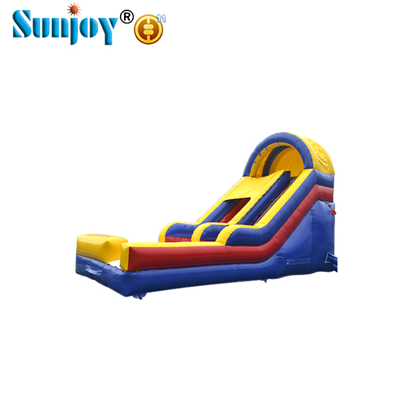 Factory cheap price inflatable new products amusement park playground toys adult kids water dry freestyle slides for sale