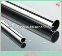 stainless weld steel pipe/decoration pipe/small-bore tube/ss304 pipe