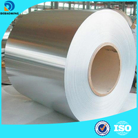Top quality full hard to ddq 2B surface 201 stainless steel coil prices