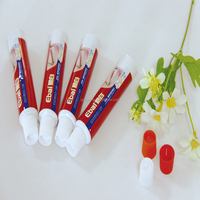 Disposable Toothpaste Empty Laminated Tubes Manufacturer