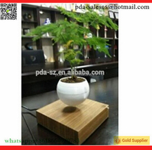 maglev floating bottom levitating air bonsai potted plant