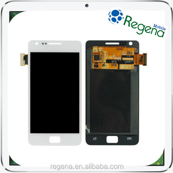 100% Brand New LCD Digitizer Without Frame for Samsung Galaxy S2 I9100 With Factory Price