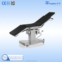 Manual tabletop can be x-raying operation patient sick pediatric examination table