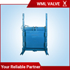 Medium Type Square Sluice Gate And