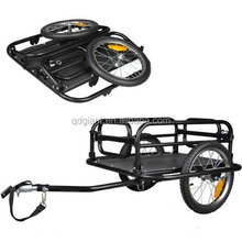 High Quality Foldable Outdoor Bike Cargo Trailer