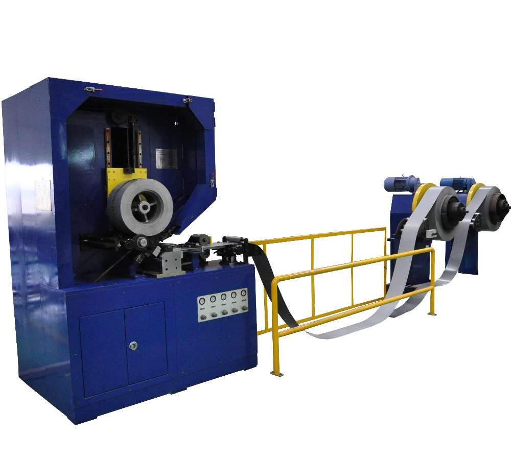 Automatic Transformer Core Winding Machine