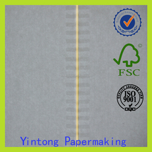Security thread watermark paper for certificate