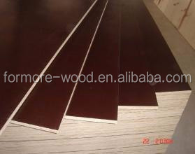 Hardwood/poplar core film faced plywood for construction