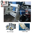 hot melt fabric pvc coating machine / aluminum foil coating machine