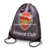 Promotional Drawstring Sports Backpack with custom design and size