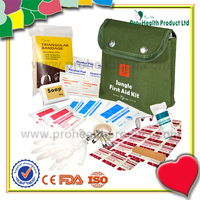 China Supplier Emergency Medical Cheap First Aid Kit