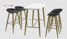 Hot selling and cheap bar table and chair bar furniture sets
