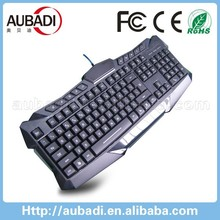 latest Keyboard USB Wired Profession gaming Gamer Keyboard for PC Laptop Computer
