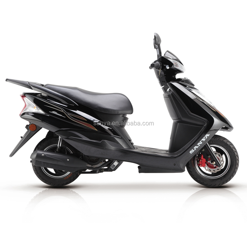 2016 New 125cc motorcycles 125 cc scooter for sale in south america EEC