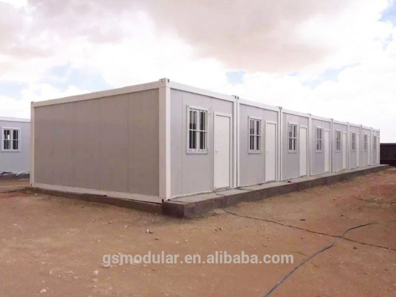 mexico low cost prefab house