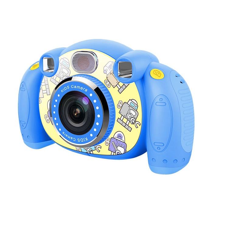 Los niños creativa cámara Digital 12MP 2 pulgadas pantalla grabación de vídeo niños selfie cam rosa y color azul - ANKUX Tech Co., Ltd