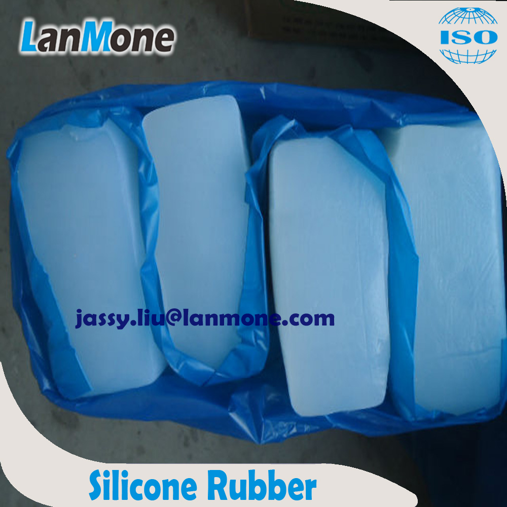 High Quqlity Vulcanized HTV Silicone Rubber Compound for Medical Grade Tubes with Hardness Shore 70A