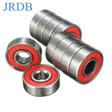 JRDB High Speed Skateboard Blue Red Color 608 RS 608zz Bearings