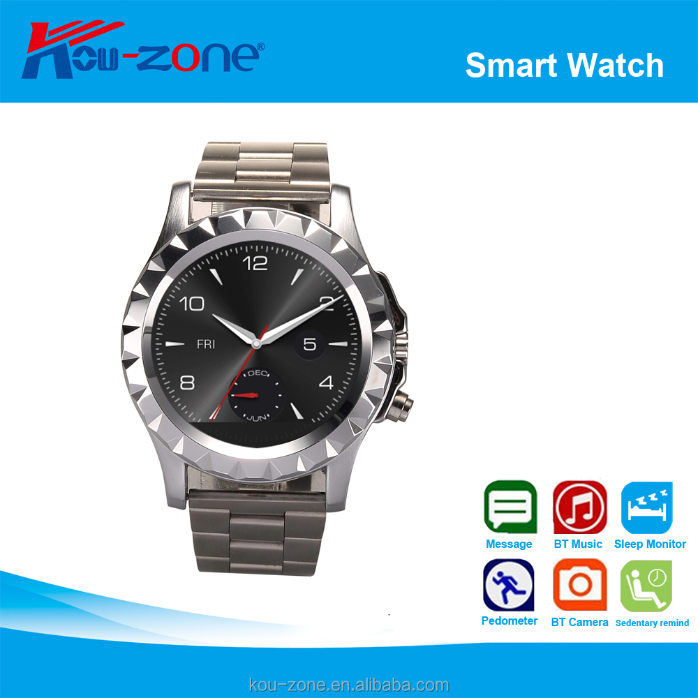 Best Seller Android 4.4 Smart Watch Mobile Phone Touch Screen Smart Watch