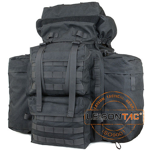 Military Backpack with ISO standard Large Capacity Backpack with Metal Frame