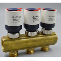 Underfloor Heating Manifold Electric Thermal Actuator