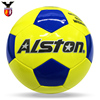 ALSTON Official size 5 machine sewn PVC football Promotional soccer ball