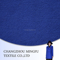 2015 overcoating woven 100% pure wool fabric, 100 woolen fabric