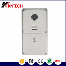 KNTECH Home Security System IP SIP Door Phone Intercom Outdoor