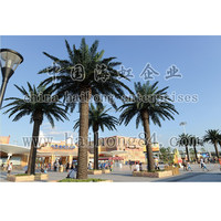 artificial tree, artificical date palm tree,artificial tropical tree