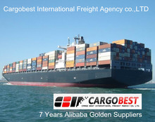 freight forwarder from Guangzhou to HAMBURG by LCL
