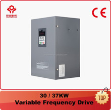 CE Approved 380V 0.75-315KW AC/DC/AC Frequency Inverters / Converters for water pump