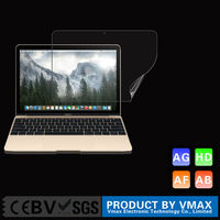Wholesale HD anti-reflection laptop screen protector for apple macbook pro price