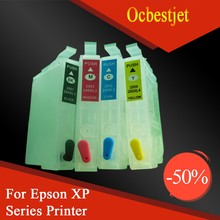Year-End Promotions. Ocbestjet Refill ink cartridges for Epson XP 30 102 202 205 recycle ink cartridges