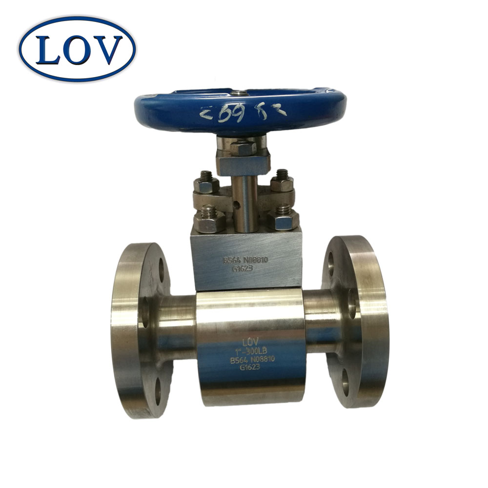 Flanged End 6 Inch Stem Gate Valve With Pneumatic Actuator or Wheel handle
