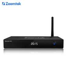 zoomtak M5 hd smart android tv box with wifi preinstalled kodi support OTA update full hd 1080p streaming media player
