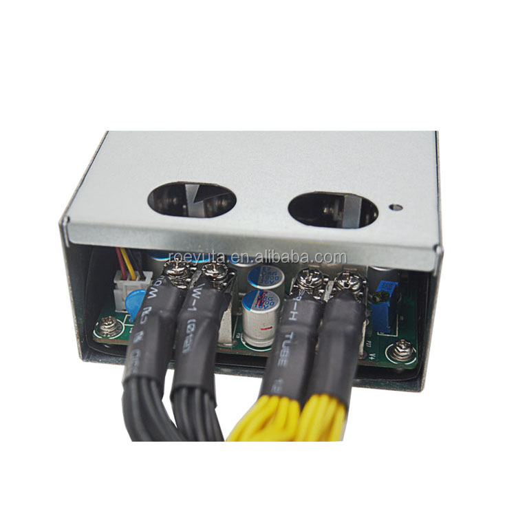 aluminum profile 1600watt power supply 6 2pin cable pcie for super computer